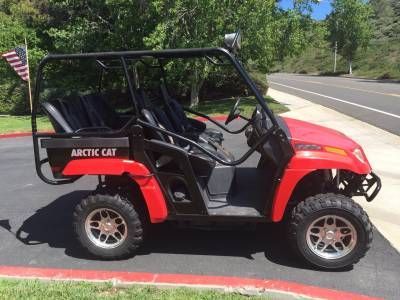 2007 Arctic Cat Prowler Xt 650 H1 For Sale Used Atv