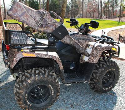 2007 Arctic Cat 650 H1 Max For Sale Used Atv Classifieds