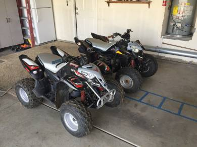 2007 Polaris Outlaw For Sale : Used ATV Classifieds