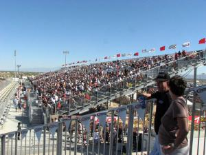 CORR races drew in thousands of spectators for each round of racing, offering up tons of exposure and a great fan base.
