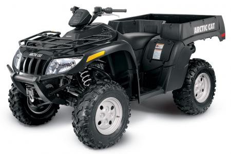 After a four-year absence, Arctic Cat brought back the utility-minded TBX platform with the brand new 700 TBX.