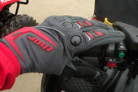 We absolutely love Thor's Ride gloves, especially when the weather is a little cooler.