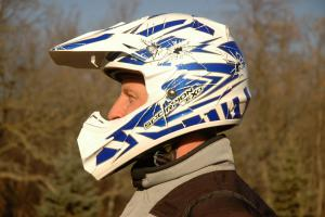 Scorpion VX-24 Impact Helmet with AirFit