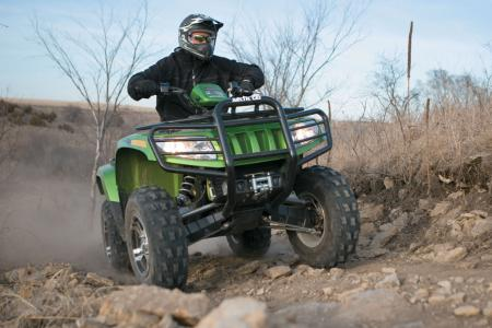 The Thundercat is still the biggest, baddest single-rider ATV available.