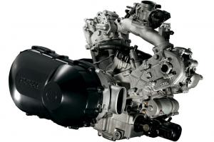 Arctic Cat's 951cc 90-degree V-Twin powerplant is the most powerful in the industry.