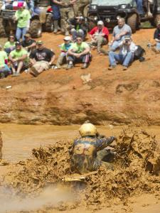 The Mudda-Cross tests the limits of these awesome ATVs.