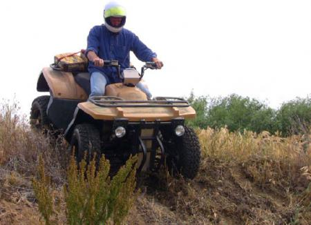 Barefoot Motors is an Oregon-based electric ATV manufacturer.