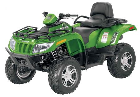2011 Arctic Cat TRV 700 GT