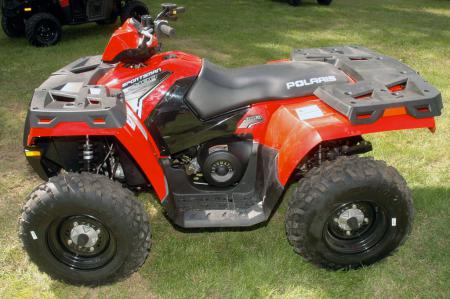 2011 Polaris Sportsman 400 H O  Review - ATV com