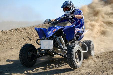 No matter what you want to do to your YFZ450R, Yamaha has accessories available to make your job easier.