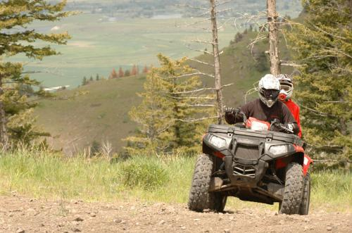2011 Polaris Sportsman 850 Touring EPS Review