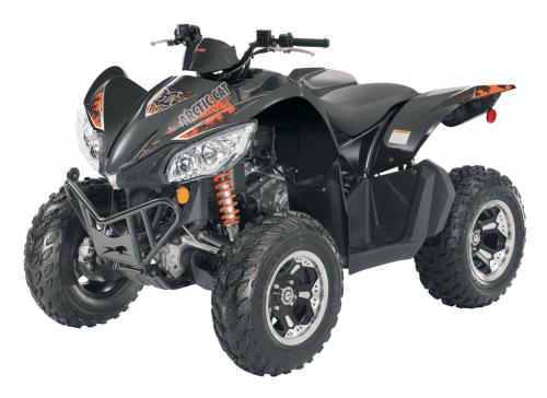 2011 Arctic Cat XC450i