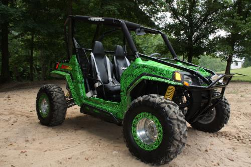 Super ATV Polaris Ranger RZR Project