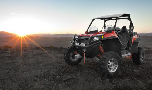 2011 Polaris Ranger RZR XP 900 Pure Accessories