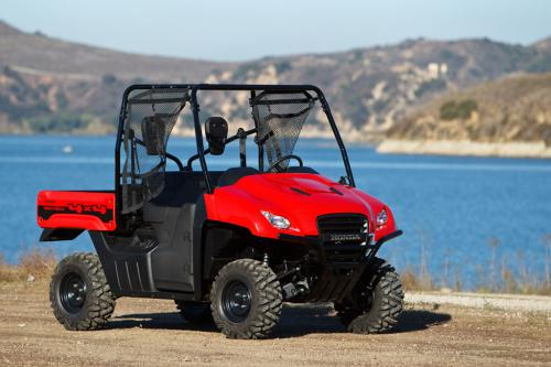2011 Honda Big Red Review