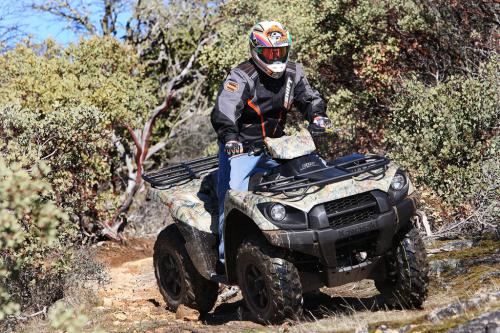 2012 Kawasaki Brute Force 750 4x4i EPS Action04