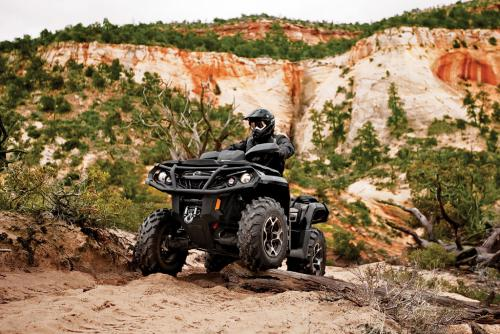 2012 Can-Am Outlander 800R XT