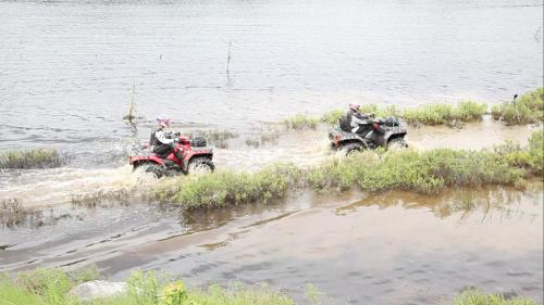 ATV Trails: Touring Ontario's Algoma Country