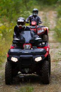 ATV Trails in Rainbow Country