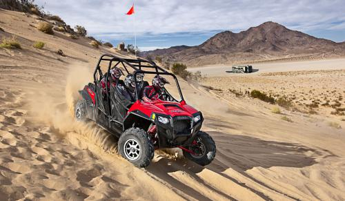 2012 Polaris Ranger RZR XP 4 900 Dune