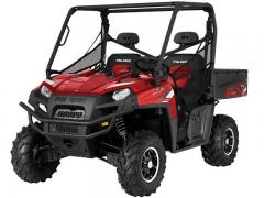 2012 Polaris Ranger XP 800 Sunset Red