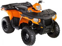 2012 Polaris Sportsman 500 Orange Madness