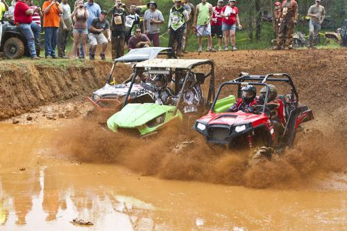 2012 High Lifter Mud Nationals Racing