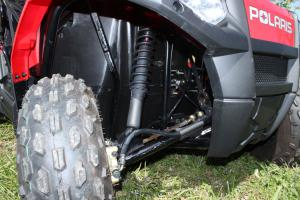 2012 Polaris Ranger RZR 170 Front Suspension