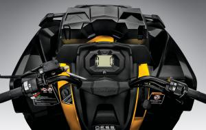 2013 Can-Am Outlander 650 X mr Handlebar and Gauges