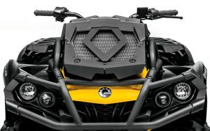 2013 Can-Am Outlander 650 X mr Radiator