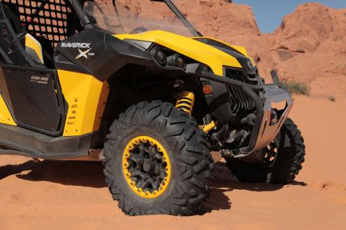 2013 Can-Am Maverick 1000 X rs Front Wheel