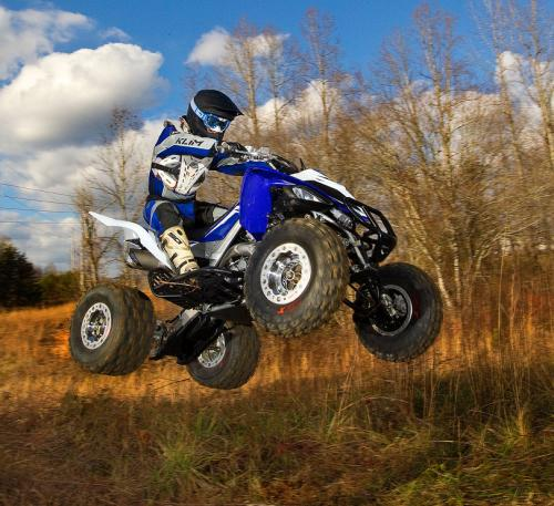 2013 Yamaha Raptor 700 Project Jump