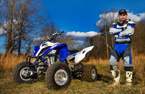 2013 Yamaha Raptor 700 Project Richie Brown