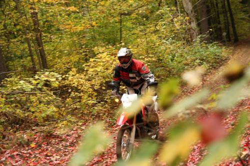 Ganaraska Forest Dirt Bike Ride