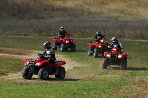 Learning to Ride ATVs in Ontario