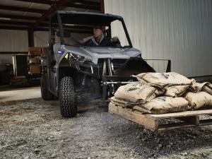 Polaris Brutus Lineup Preview - ATV com