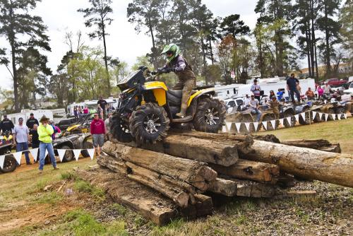 2013 High Lifter Mud Nationals Obstacle