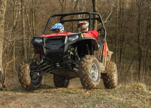 2013 Polaris RZR S 800 Action Front