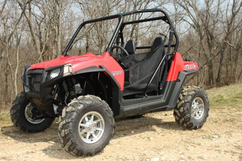 2013 Polaris RZR S 800 Front Left