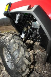 2013 Polaris RZR S 800 Front Wheel