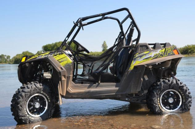 2013 Polaris RZR XP 900 EPS Profile