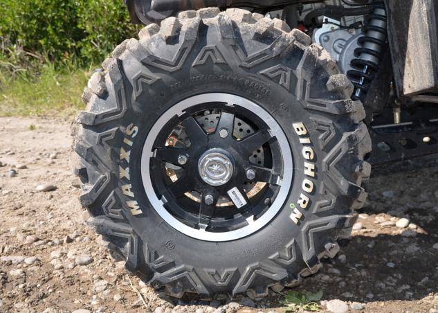 2013 Polaris RZR XP 900 EPS Tire