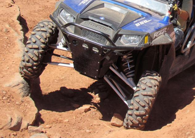 Rock Crawling Obstacles