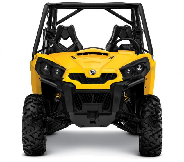 2014 Can-Am Commander MAX 1000R DPS Front