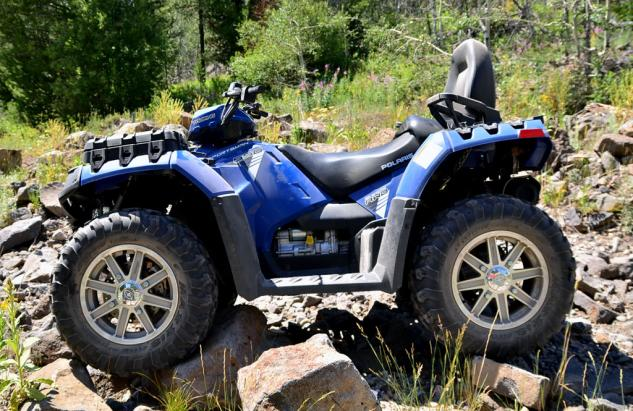 2013 Polaris Sportsman Touring 550 EPS Beauty