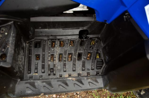 2013 Polaris Sportsman Touring 550 EPS Runningboard
