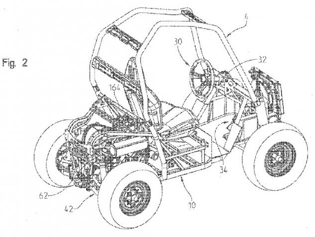 Polairs Patent Rear Right