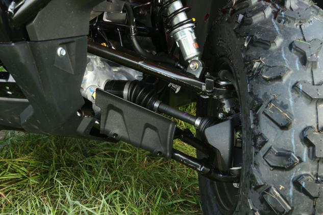 2014 Honda Rancher Front Suspension
