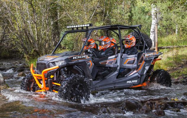 2014 Polaris RZR XP 4 1000 Action Water