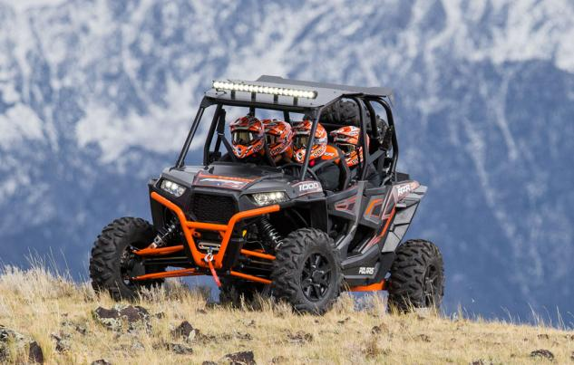 2014 Polaris RZR XP 4 1000